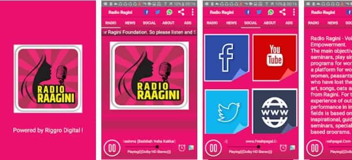 Women's Online Radio Station: