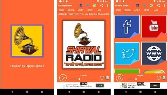 Radio Shirwal- Knowledge based Radio, Pune