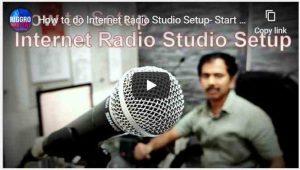 How to Setup Internet Radio Studio- Riggro Digital